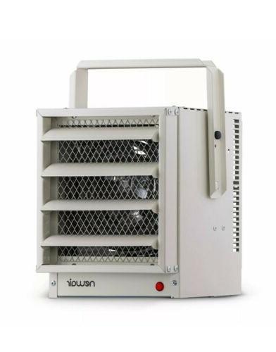 NewAir G73 Hardwired Electric Garage Heater, Heats up to 750
