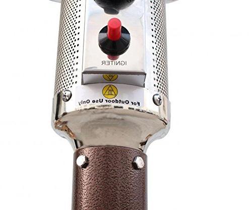 Bronze Garden Heater Propane Gas