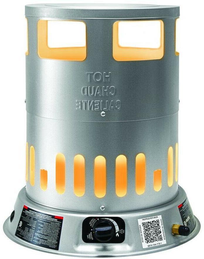 btu convection propane tower portable heater easy
