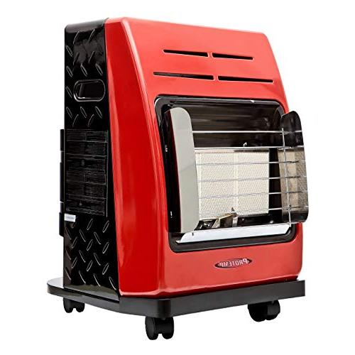 btu lp cab heater