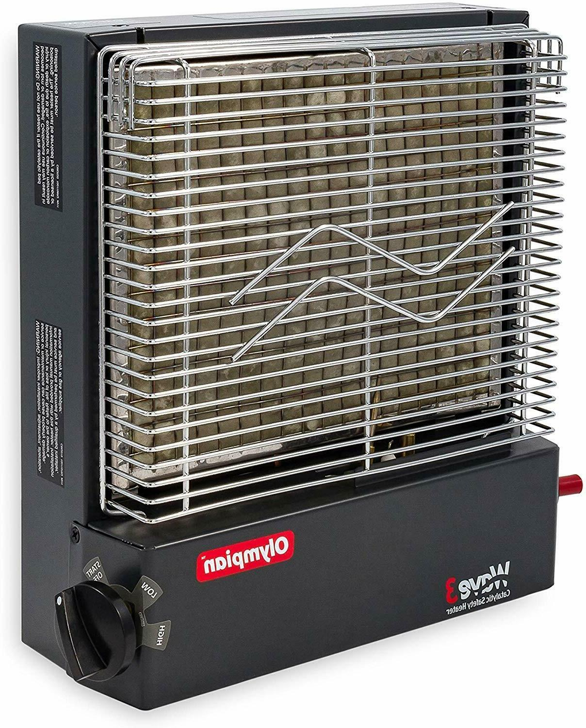 Camco Olympian LP Heater Portable 3000