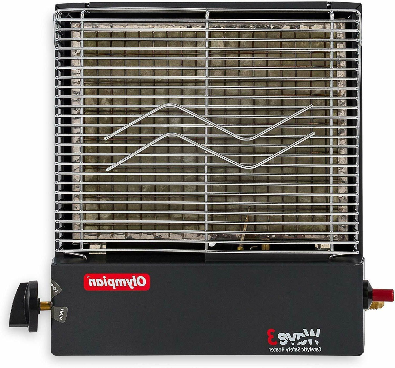 Camco LP Gas Safety Heater 3000 BTU