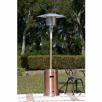 Fire Copper Commercial Patio Heater,