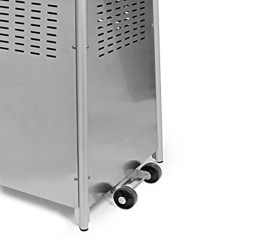 Thermo Tiki Outdoor Heater - Pyramid -