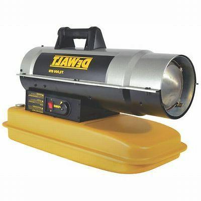 dewalt kerosene heater 75 000 btu forced