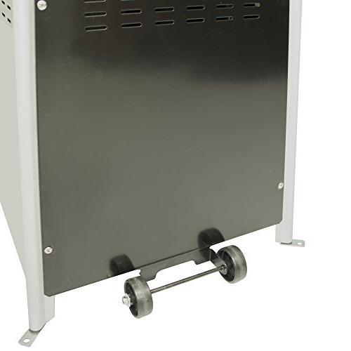 Dyna-Glo DGPH301BL BTU Black Heater