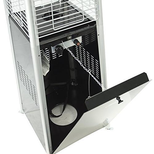 Dyna-Glo DGPH301BL Black Heater