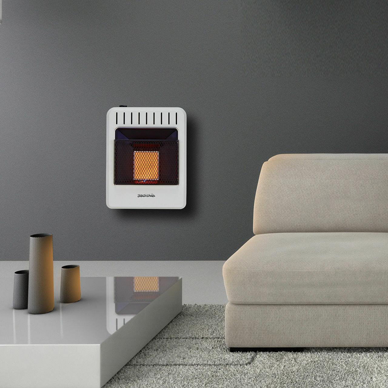 Avenger Dual Infrared Heater Propane LP 10,000
