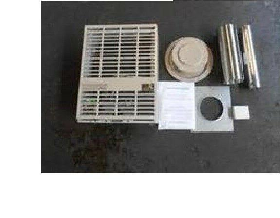 Empire DV210 10.000BTU House Direct LP Gas - Kit Included