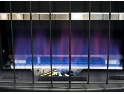 Dyna-Glo Propane Blue Flame Free