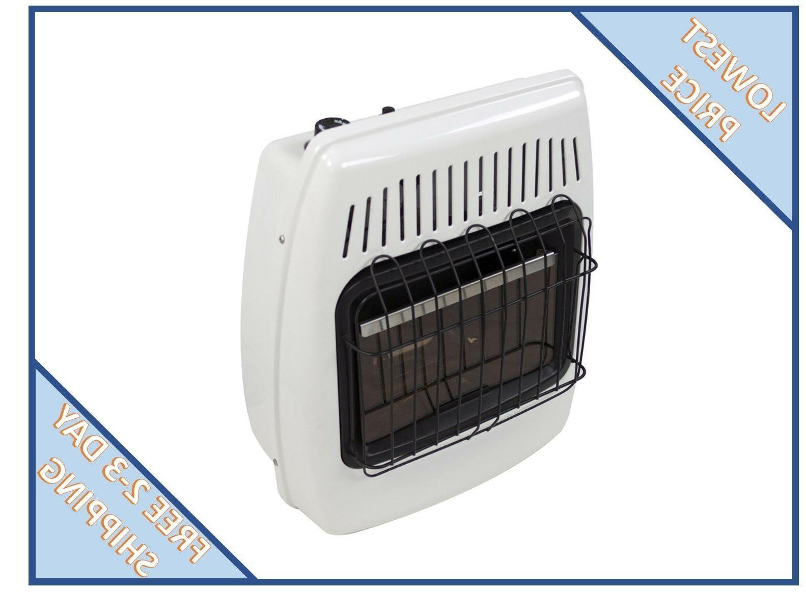 Dyna-Glo Floor Wall-Mount Liquid Heater