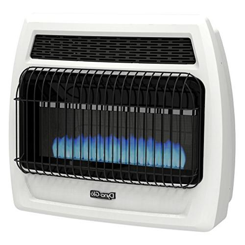 Dyna-Glo Propane LP Flame Vent Free Wall