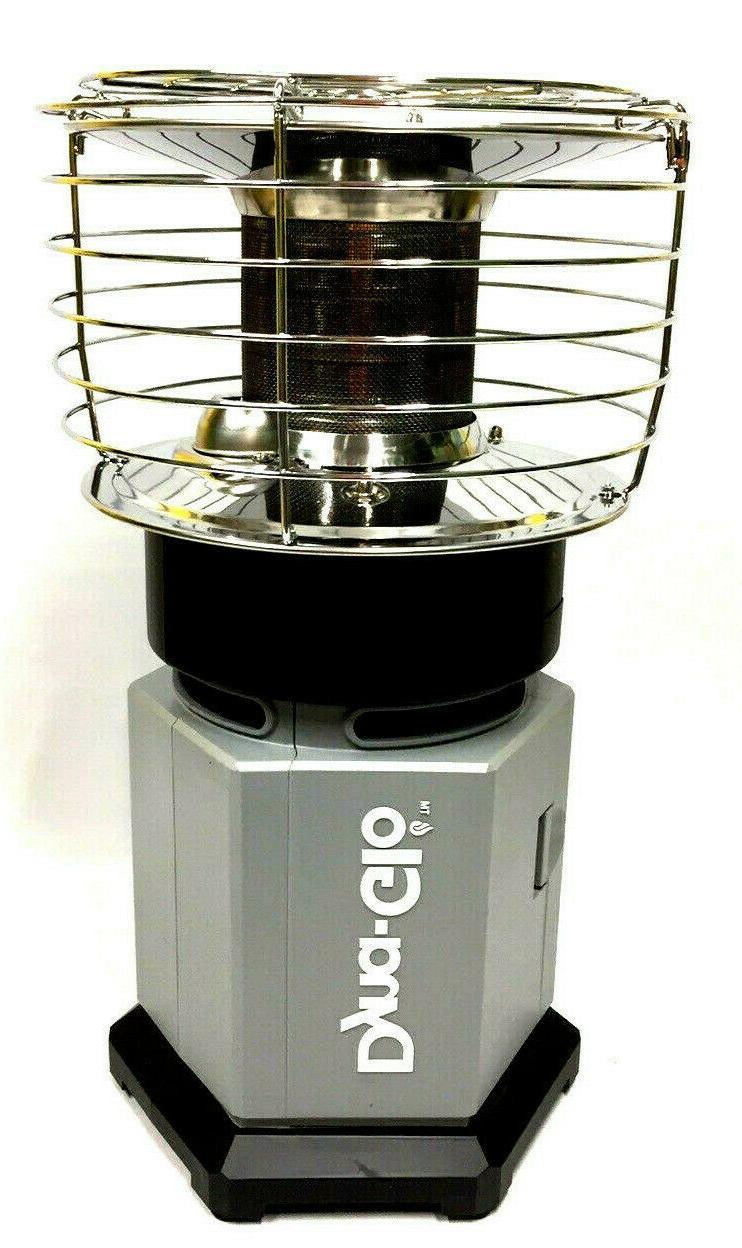Dyna-Glo HeatAround 10000 BTU Heater HA1360BK