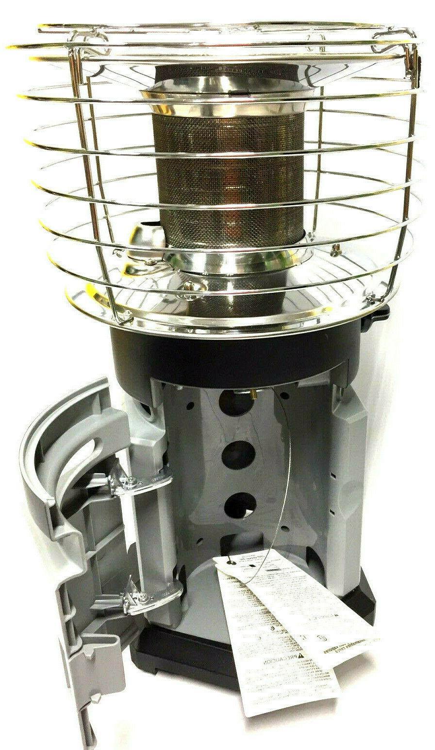 Dyna-Glo 360 10000 BTU Radiant Propane Heater HA1360BK