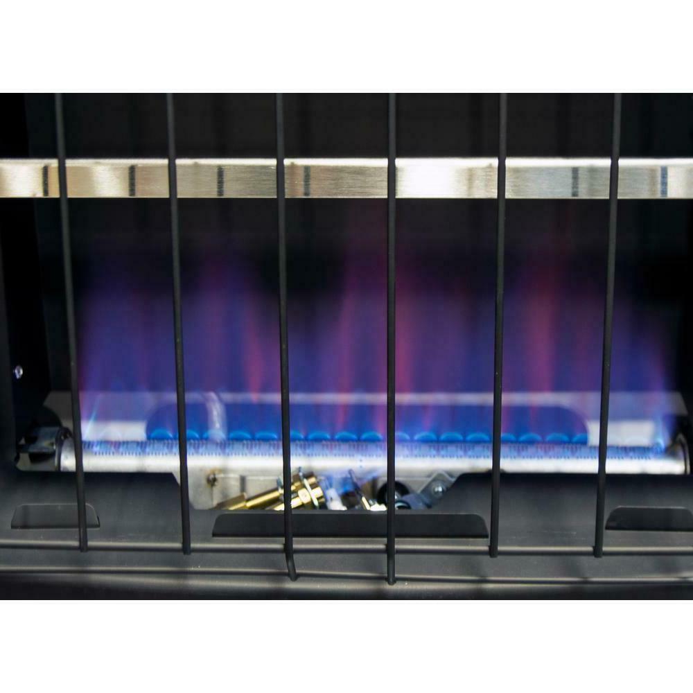 Dyna-Glo Propane Heater 30,000 BTU Flame Thermostatic
