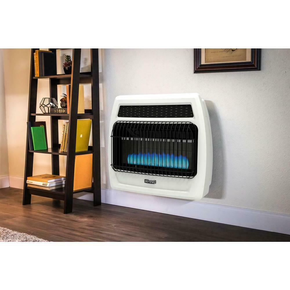 Dyna-Glo Liquid Wall Heater 30,000 Flame Vent Free