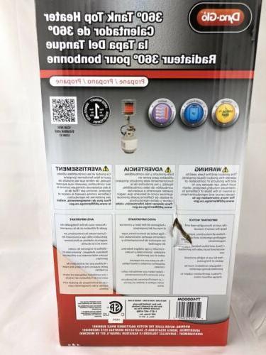 Dyna-Glo Propane 40,000-BTU Radiant Heater