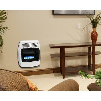 Dyna-Glo Heater BTU Blue Flame Free Gas