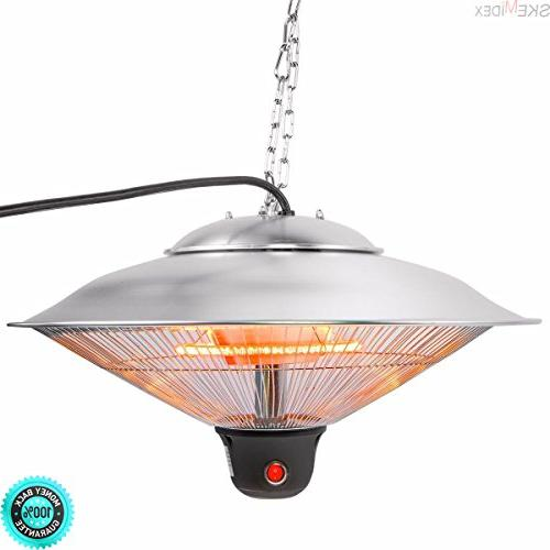 electric patio infrared ceiling heater
