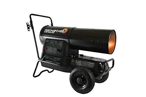 enemh125ktr btu portable kerosene forced