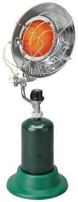 Mr Heater-F242200 Original 15,000 BTU Tank Top Heater for 1