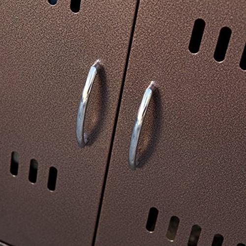 Fire with - Hammered coated finish