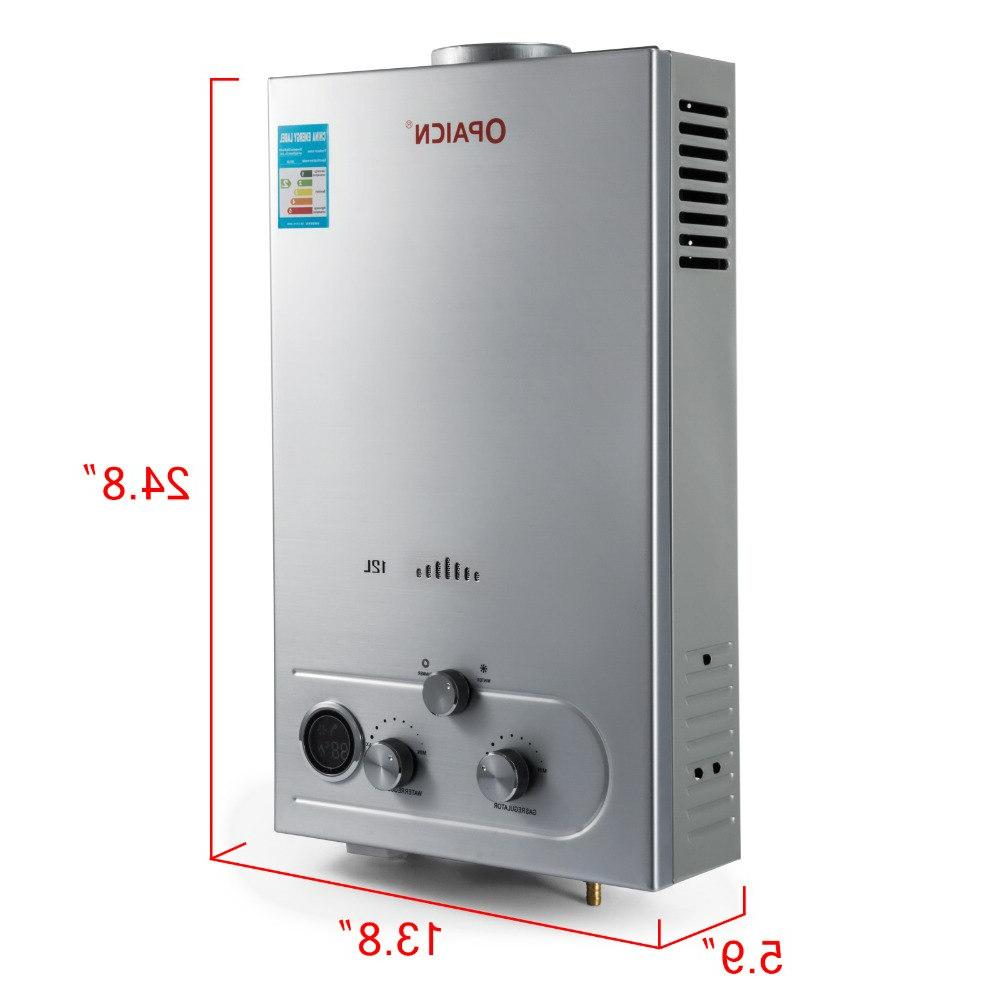 <font><b>Wall</b></font> Flue Type Domestic Instant Tankless Water