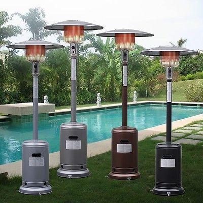 Garden Outdoor Patio Propane LP Gas Steel
