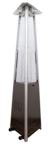 AZ Patio Heaters Natural Commercial Gas Glass Tube Patio Hea