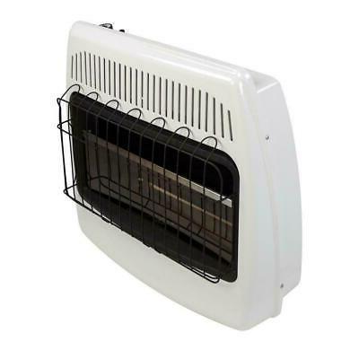 Liquid Gas Heater BTU Free Flame Home Room