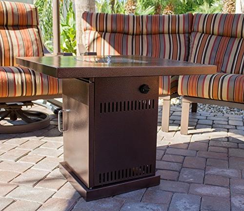 Hiland in Hammered Bronze Stainless Steel,