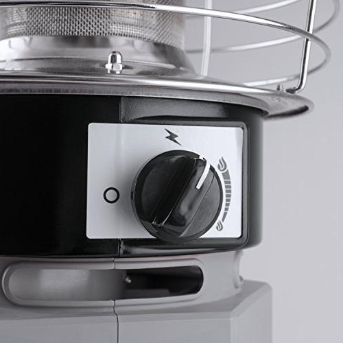 Dyna-Glo HeatAround360-10K BTU-Black