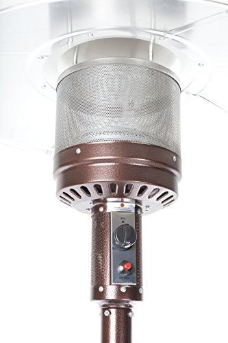 Fire Hammer Bronze Heater