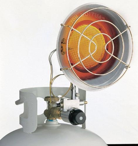 Heater Single Burner