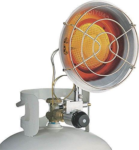 heater tank single burner