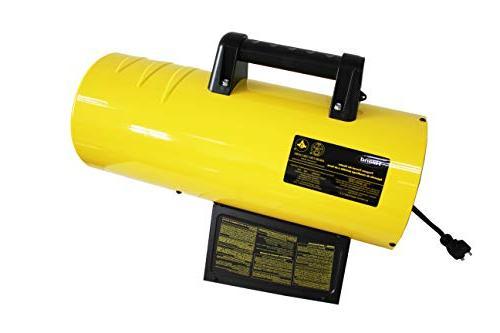 Hiland 40000 BTU Propane Forced Heater