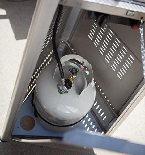 AZ Patio Commercial Glass Patio Heater, Bronze