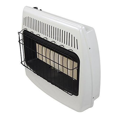 Dyna-Glo Liquid Propane Infrared Vent Free Wall Heater