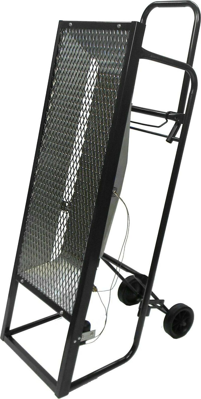L.B. WHITE Sunblast 35 HEATER Flat Panel