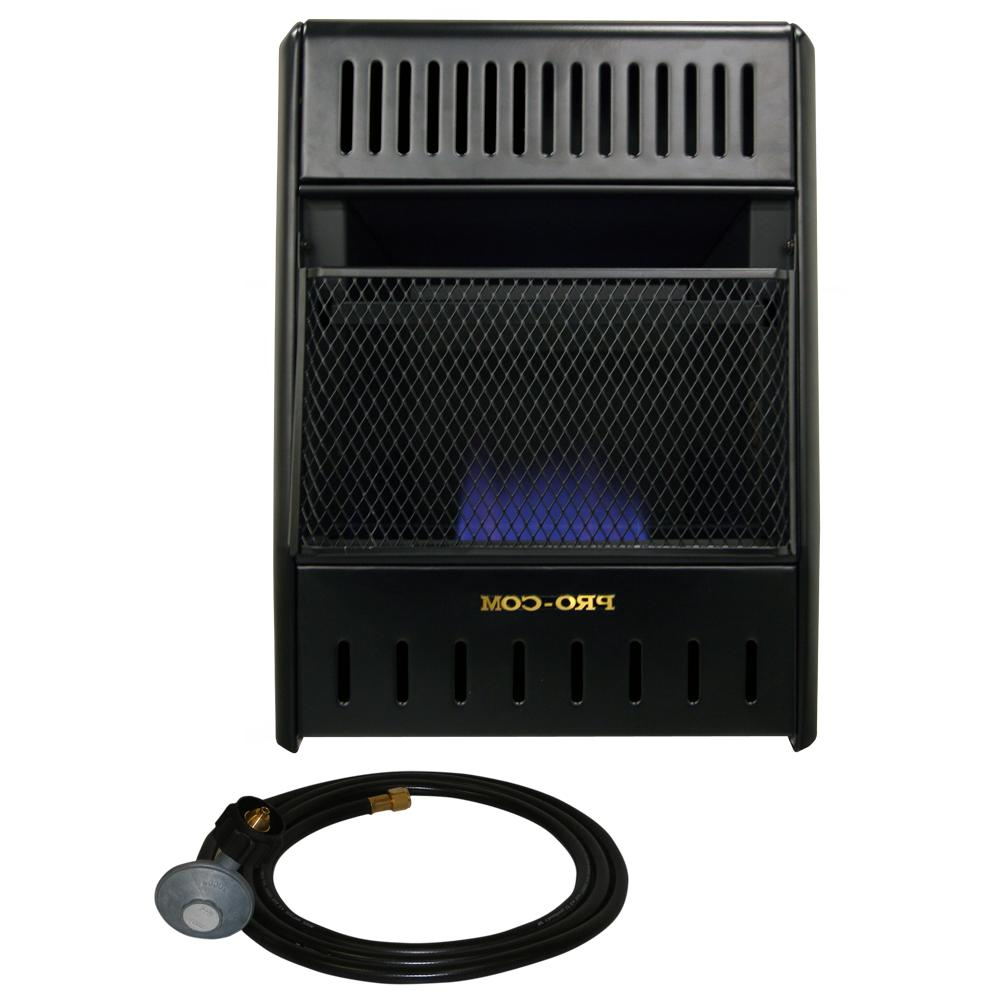 liquid propane ventless ice house heater 10