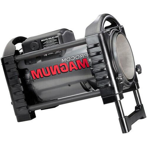 magnum forced air propane heater 125 000