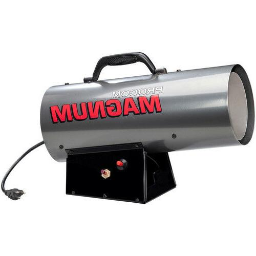 Forced Air Propane Heater >> Procom Magnum Forced Air Propane Heater 40 000 Btu