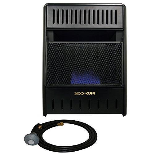 ProCom ML100HBAHR Propane, BTU Heater,