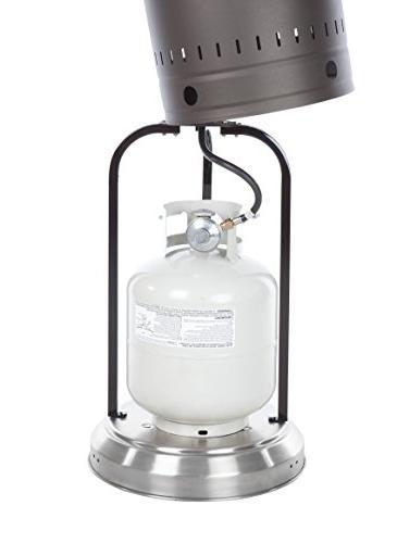 Fire Sense Stainless Steel Commercial Heater
