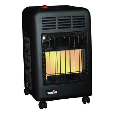 Mr. Heater 18000 Radiant Propane Cabinet Space Heater