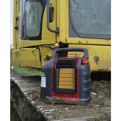 Mr Heater 9,000 BTU Buddy Portable Propane F232000