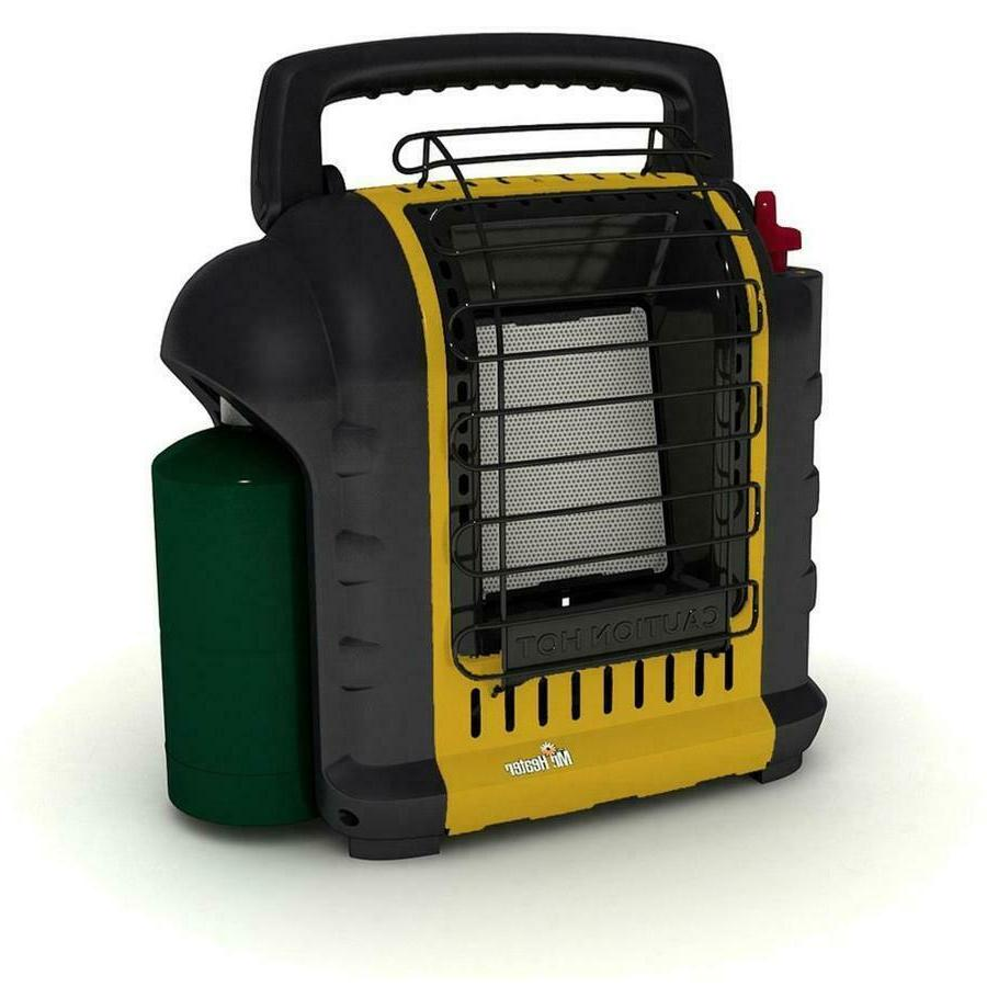 Safe Camping Radiant Propane Heater