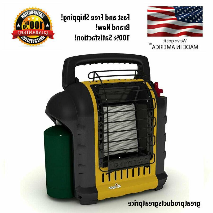 mr heater 9000 btu indoor safe garage