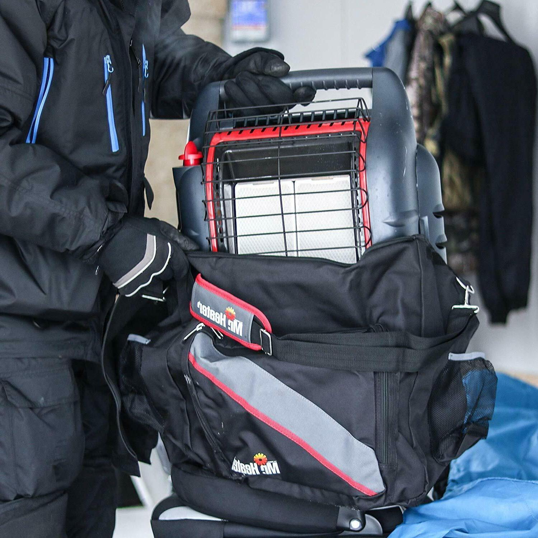 Mr. Heater Buddy Carry Case 18B, Double Zipper