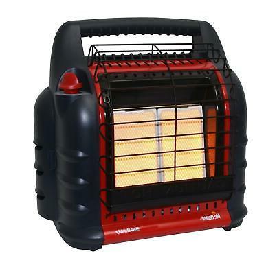 Mr. Heater Portable Heater 4,000-18,000 Low ODS